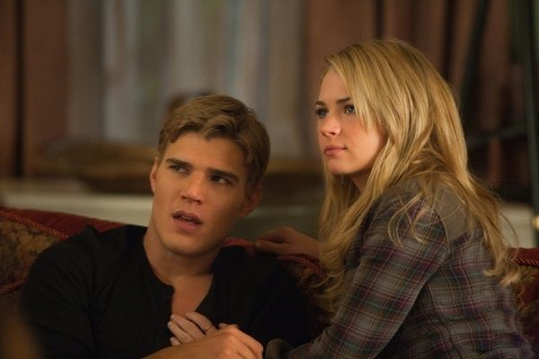 Jake Armstrong Cassie Blake With Images Chris Zylka Britt