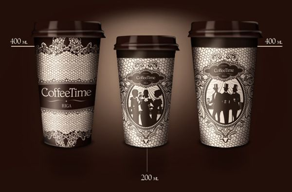 Creative Coffee Cup Designs You Need To See Logos - 20 cool creative coffee mug designs