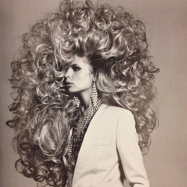 this is how my hair feels when it's all nat-u-ral...