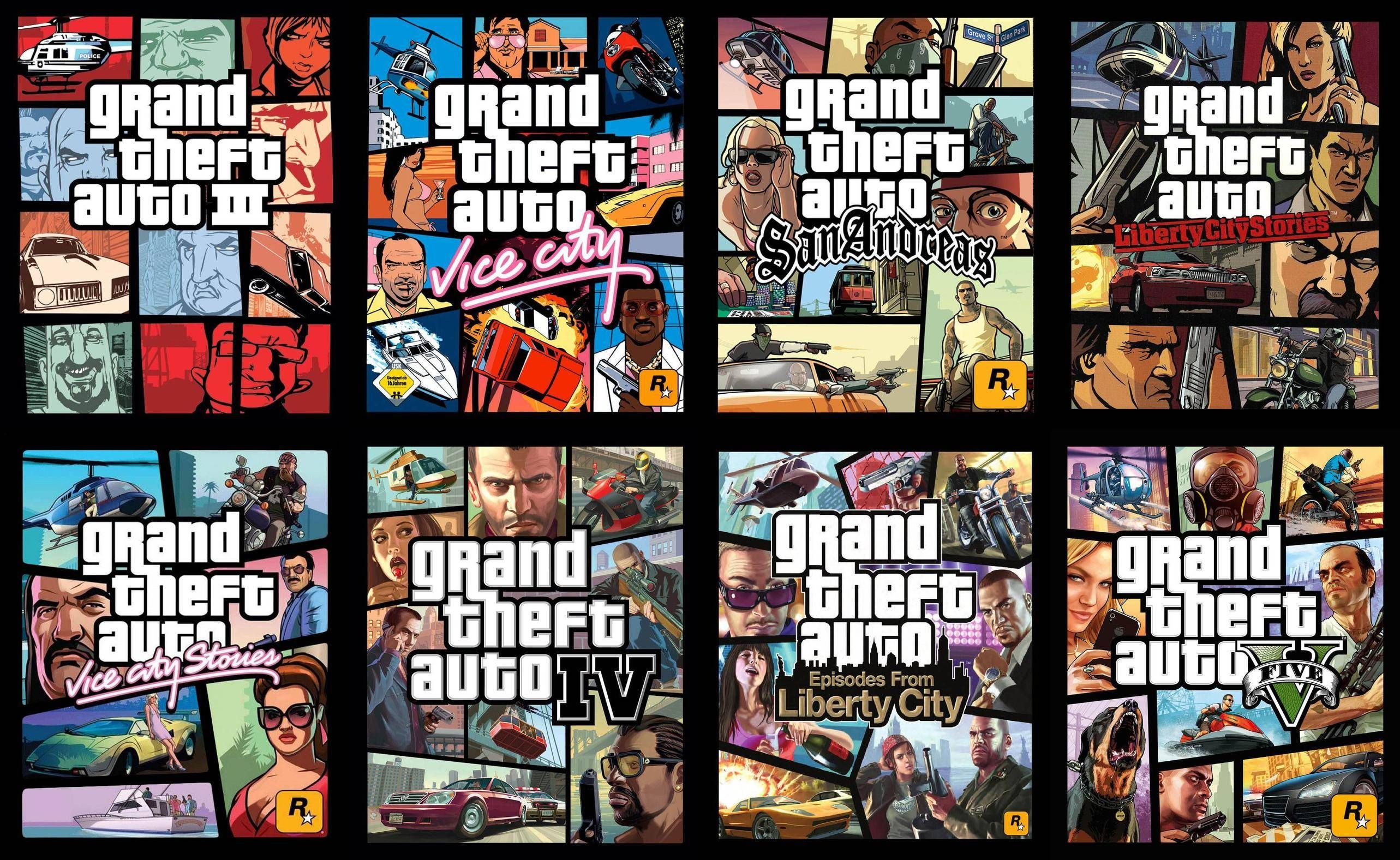 games for my pc gta