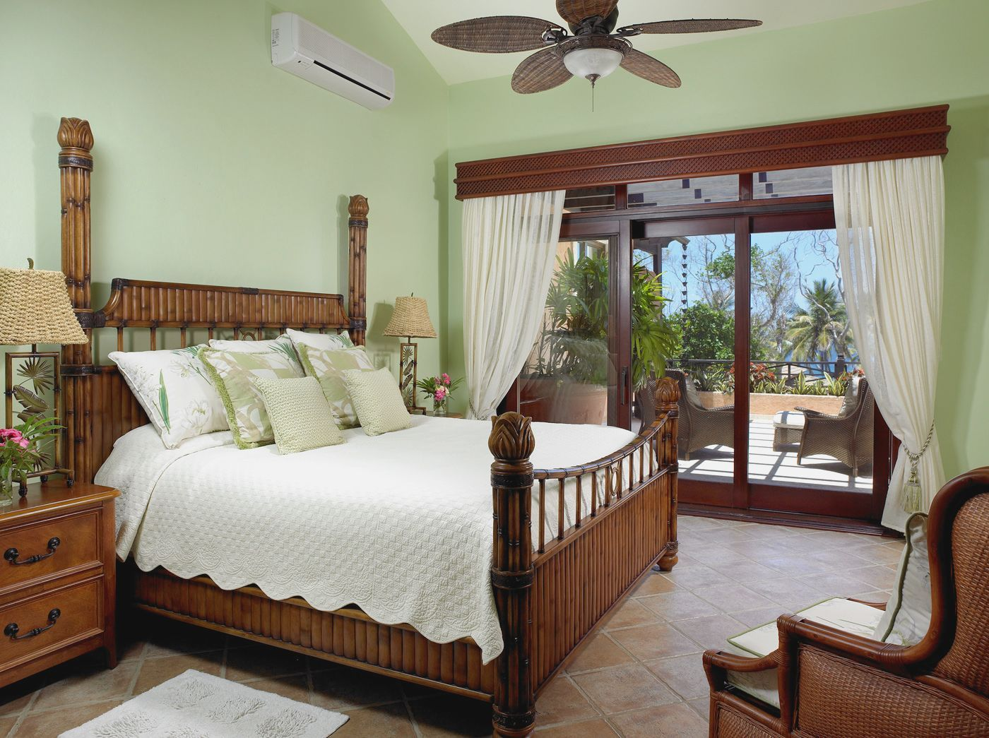 Courts Bedroom Set Jamaica