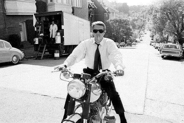 Celebrity - Steve McQueen