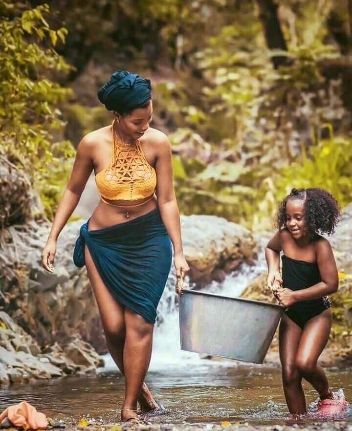 Afrika #afrikanischefrauen
