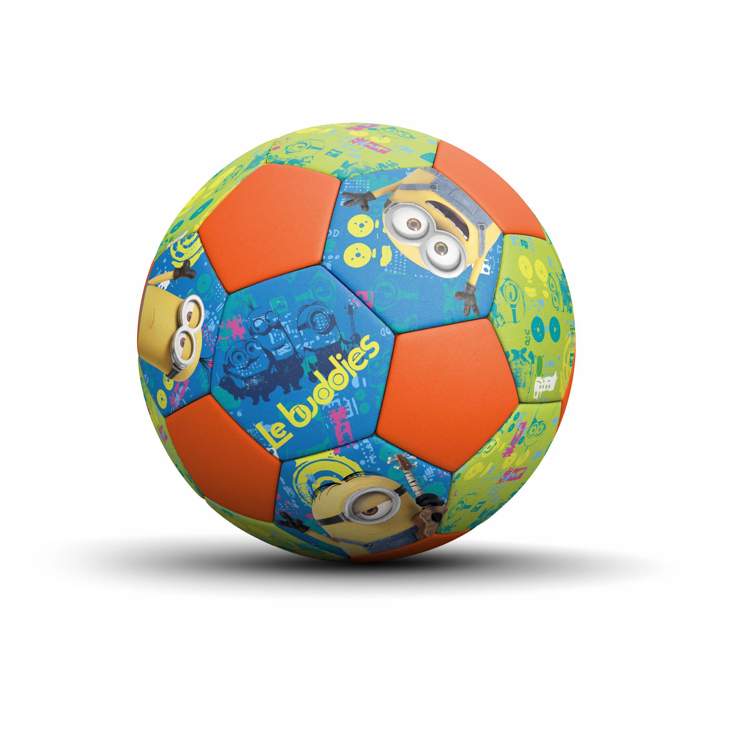 Hedstrom Jr Athletic Minions PVC Soccer Ball