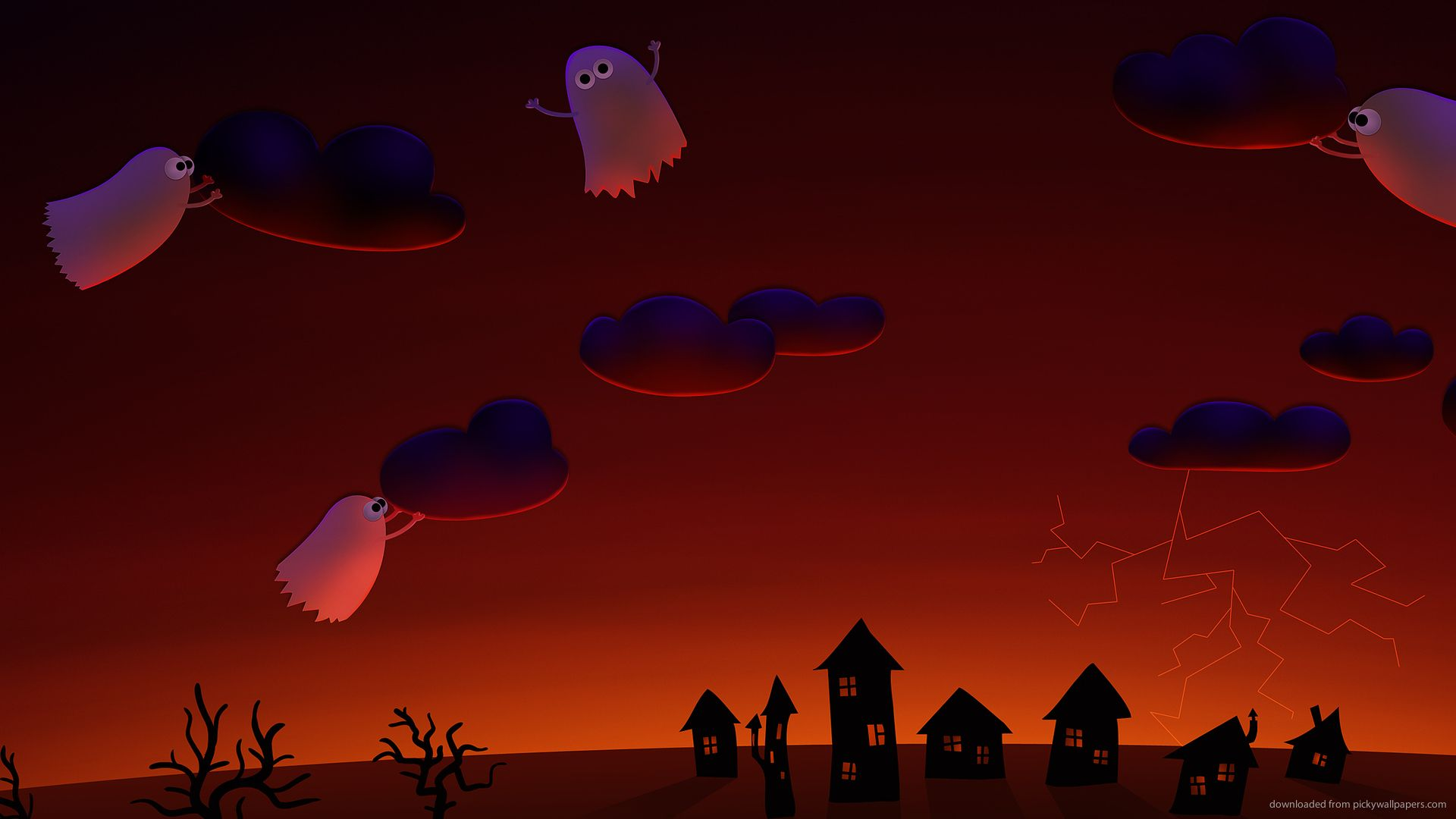 Download 50 Cute And Happy Halloween Wallpapers Hd For Free Halloween Wallpaper Halloween Backgrounds Cute Halloween