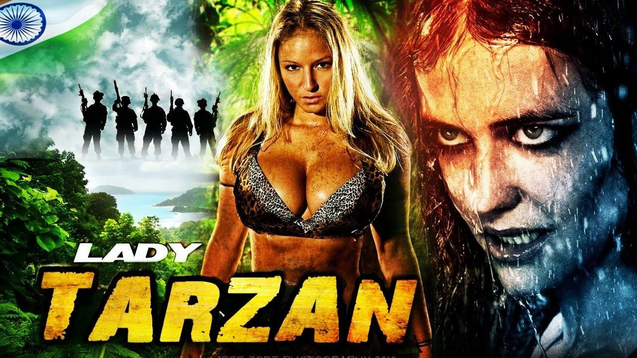 Lady Tarzan New Hollywood Movie In Hindi Full Hd Action Movie