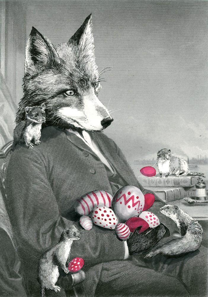 Mr Spring Fox a Weasels
