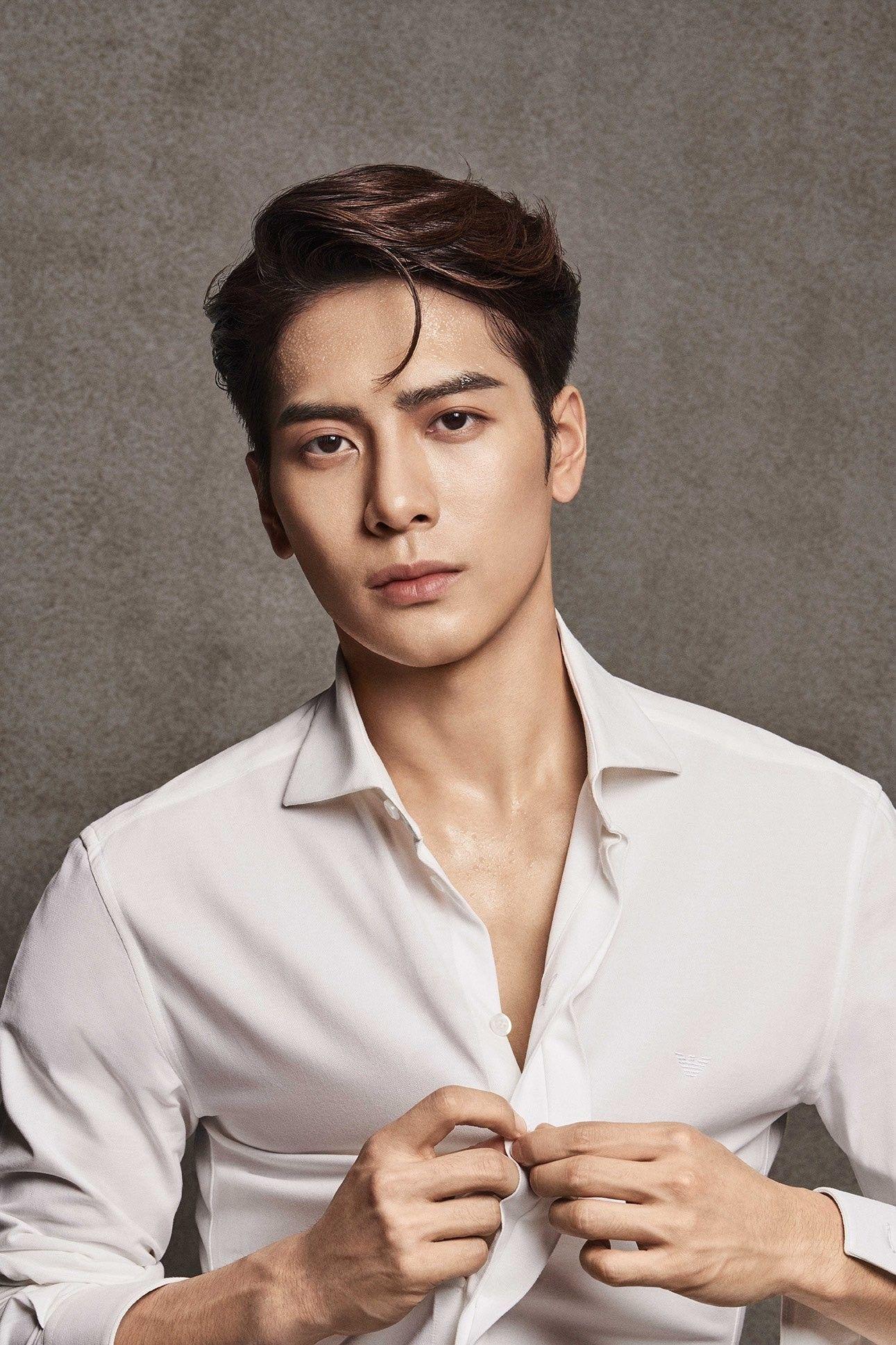 GOT7 Jackson Wang twitter update 191103 || Armani | Got7 แจ็คสัน, ผู้คน, นักแสดง