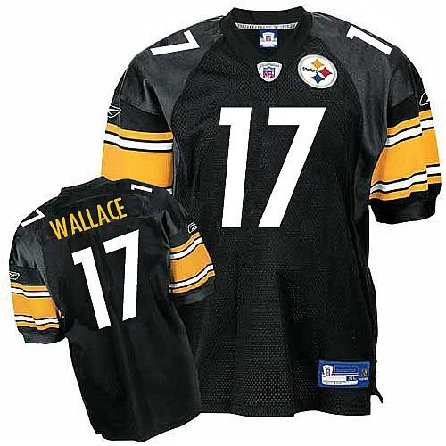 47ff2850688 nfl  17 Black Mike Wallace Pittsburgh Steelers jerseyID 96032832  20 ...
