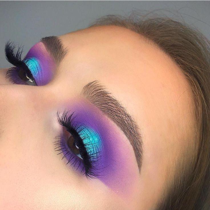 29 Buntes Make-up ist die einfachste Möglichkeit, Ihren Look zu aktualisieren #makeup