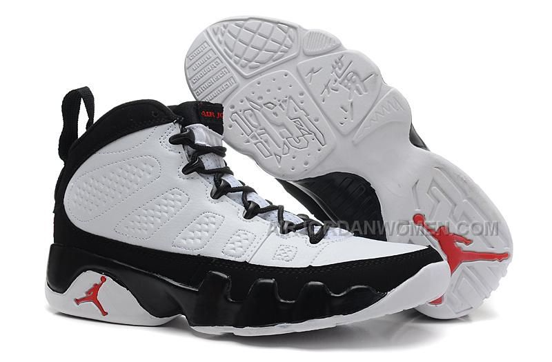 c112fee5901 Authentic Cheap Air Jordan 9 Shop with Confidence wored jordan logo black  white shoe nike outlet jordan retro 9 ix shoe for sale
