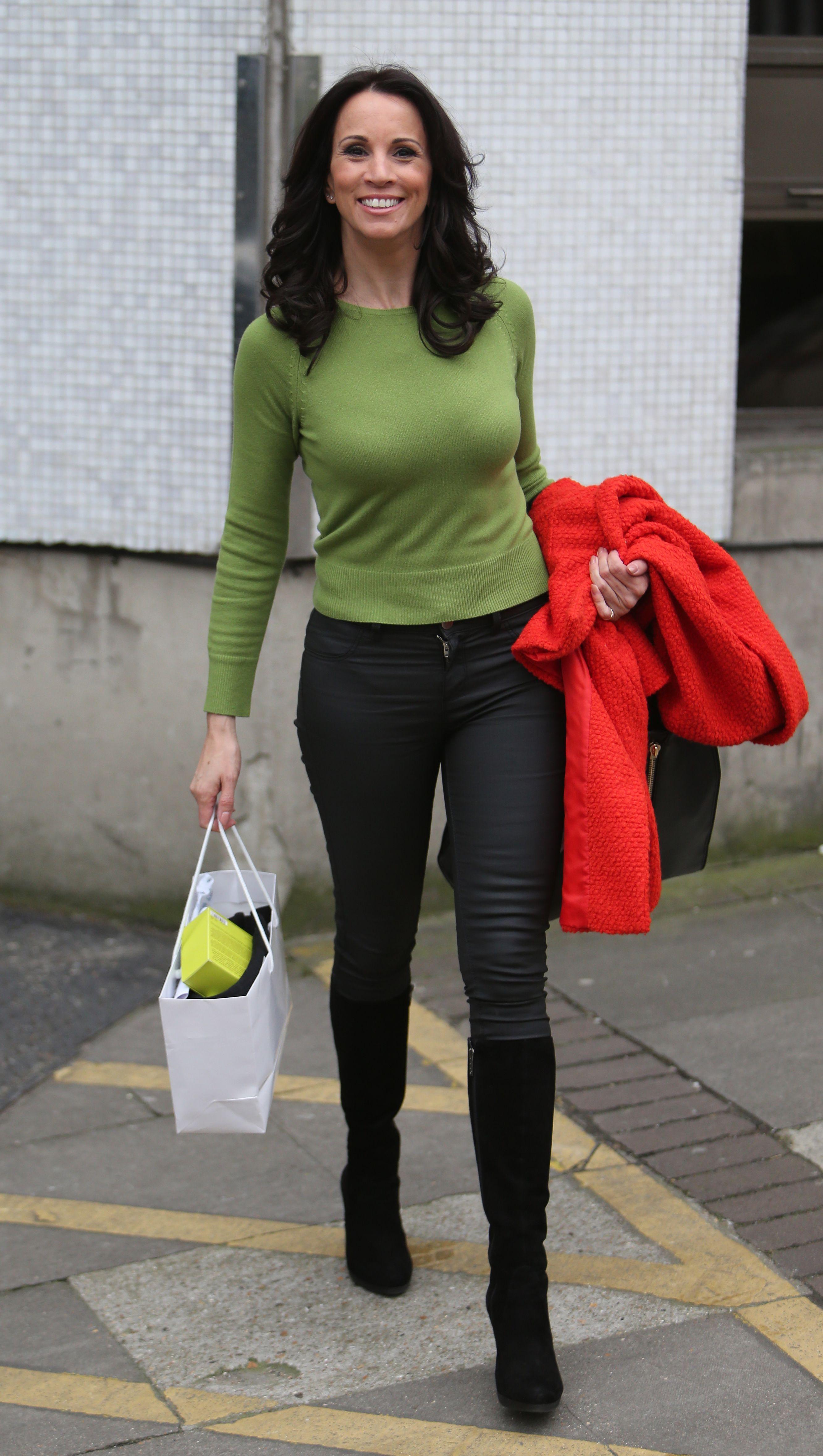 Andrea Mclean Boots