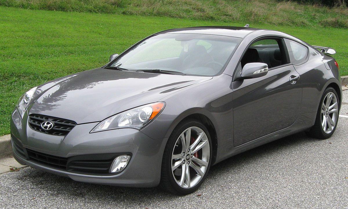 36+ Hyundai genesis gt coupe inspirations