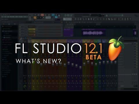 fl studio 12 interface