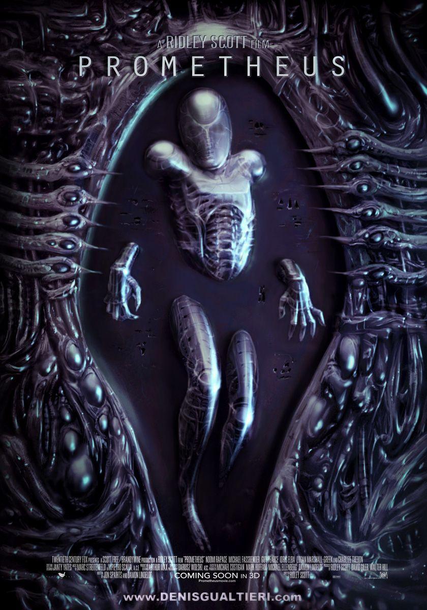 Art Of Prometheus Pdf