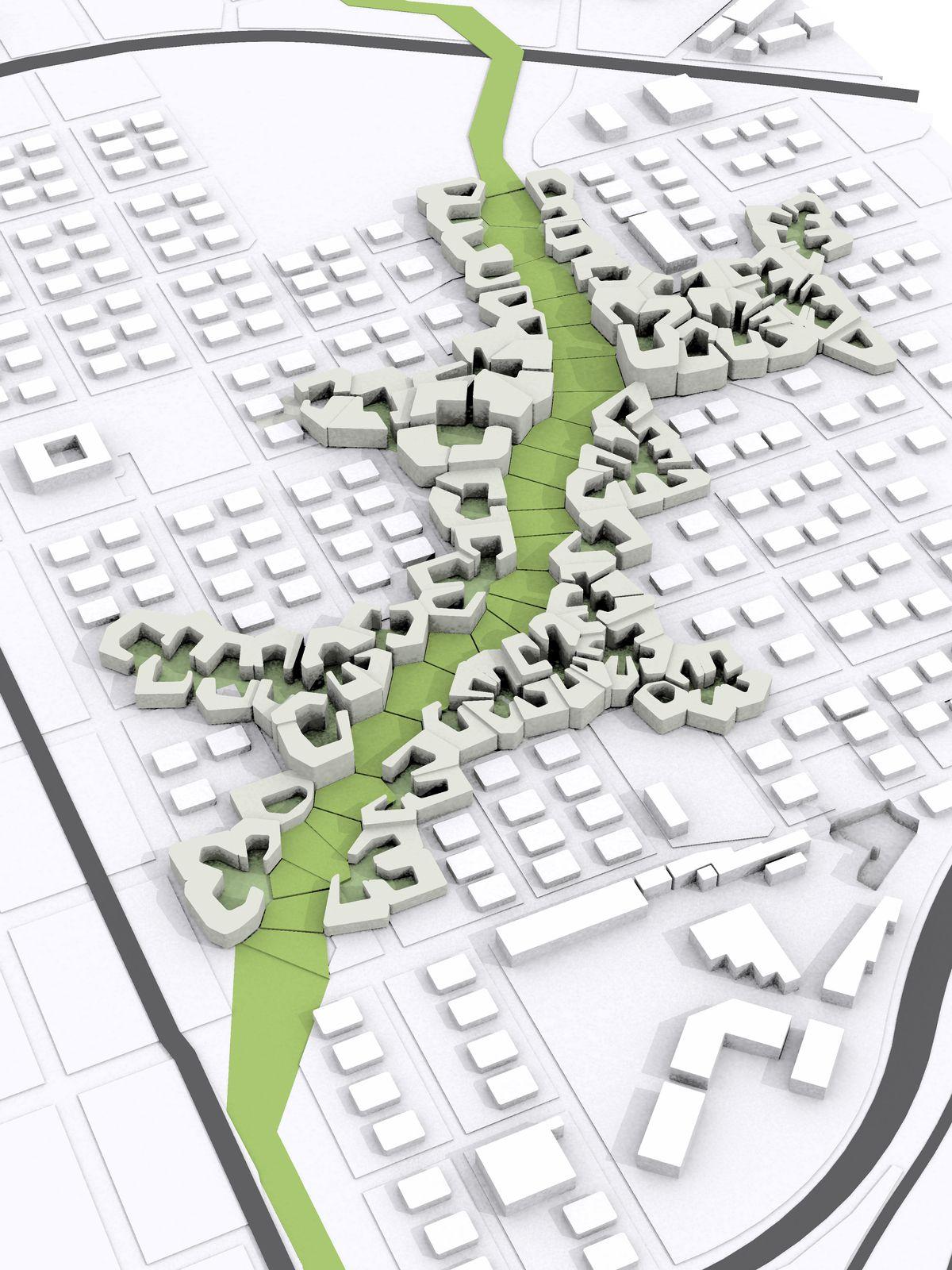 Urban plan Tucson Arizona ai