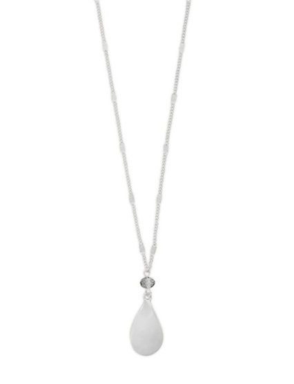 Smooth Twist Necklace