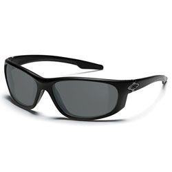Black//Gray Smith Optics Chamber Tactical Lifestyle Elite Protective Military Sunglasses//Eyewear