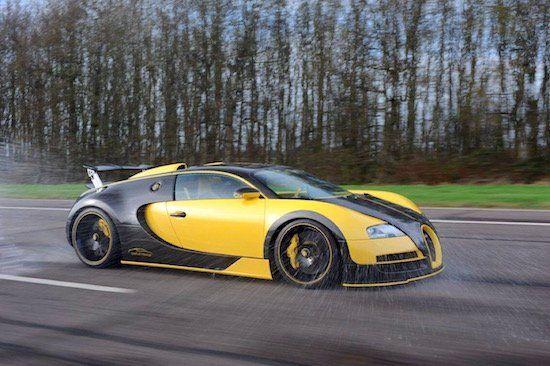 Bugatti  Veyron 1145 pk  2016