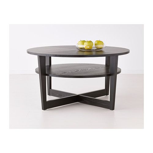 Vejmon Coffee Table Black Brown Ikea Living Room Pinterest Coffee Living Rooms And