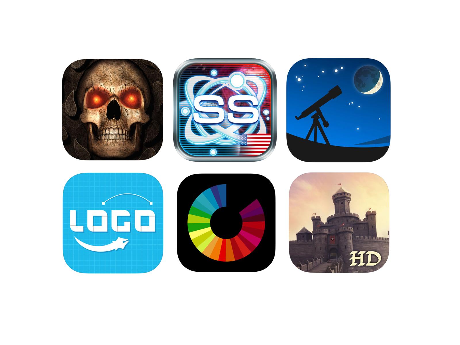Zlacnené aplikácie pre iPhone/iPad a Mac 10 týždeň (With