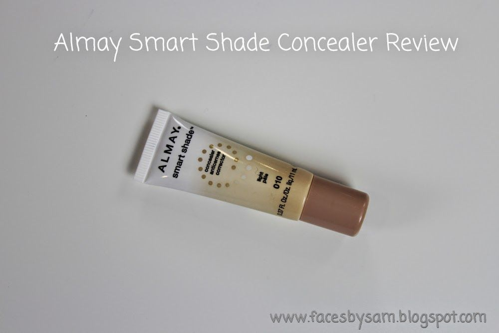 #Almay Smart Shade #Concealer Review
