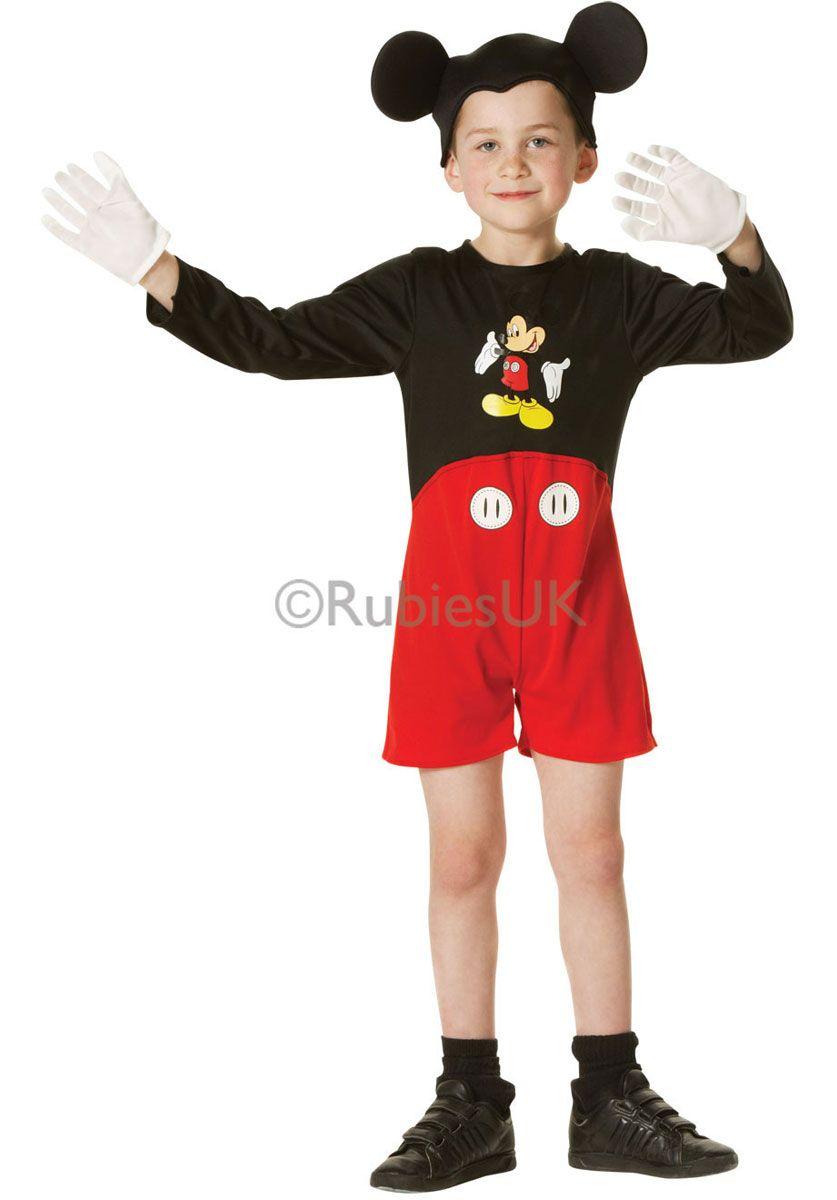 Disney Mickey Mouse Childu0027s Costume - Children Fantasy Costumes at Escapade™ UK - Escapade Fancy Dress on Twitter @Escapade_UK  sc 1 st  Pinterest & Disney Mickey Mouse Childu0027s Costume - Children Fantasy Costumes at ...