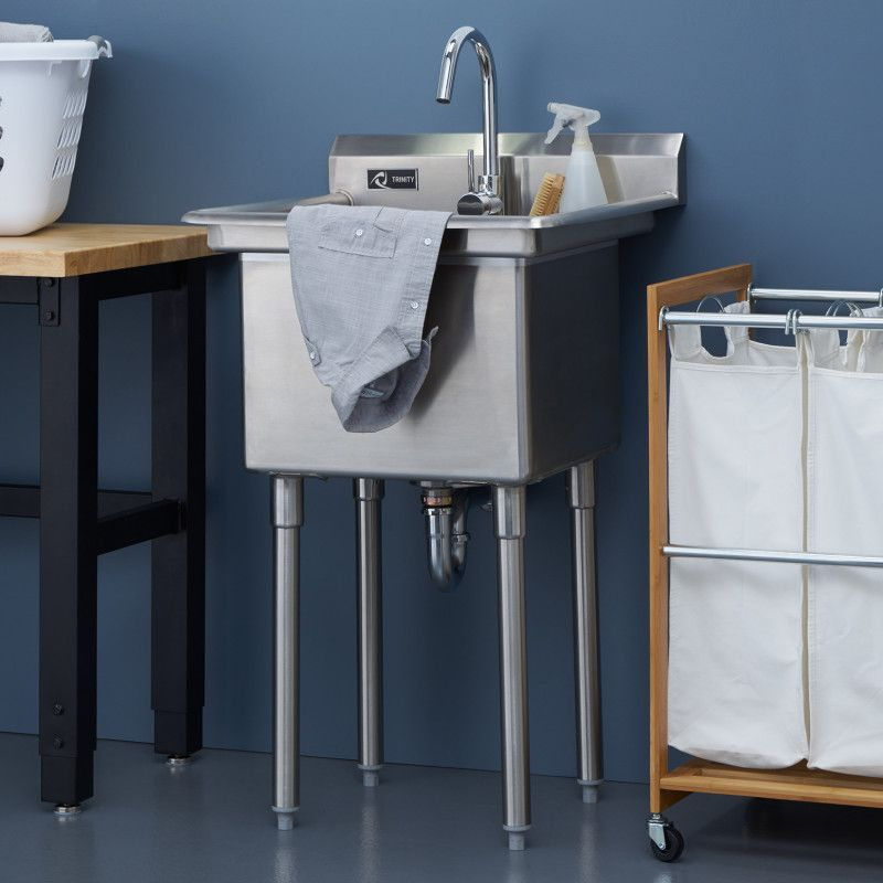 10 Clever Tips To Enhance Your Laundry Room Laundry Room Sink