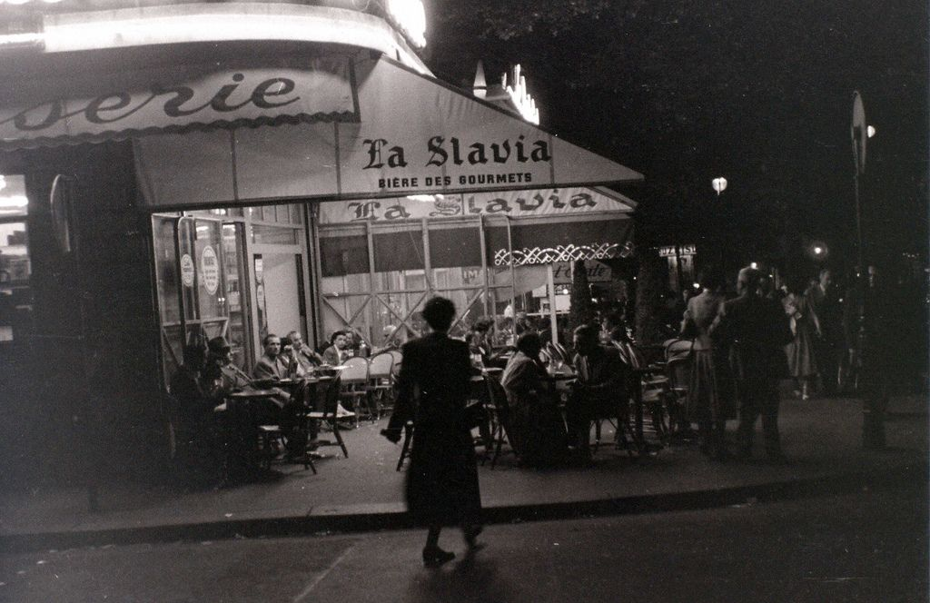 Paris, 26 July 1955   par allhails
