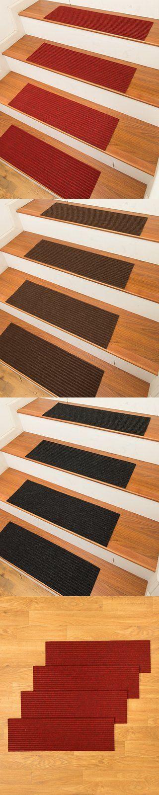 Best Stair Treads 175517 Non Slip Stairway Tread Set 13 Carpet 400 x 300