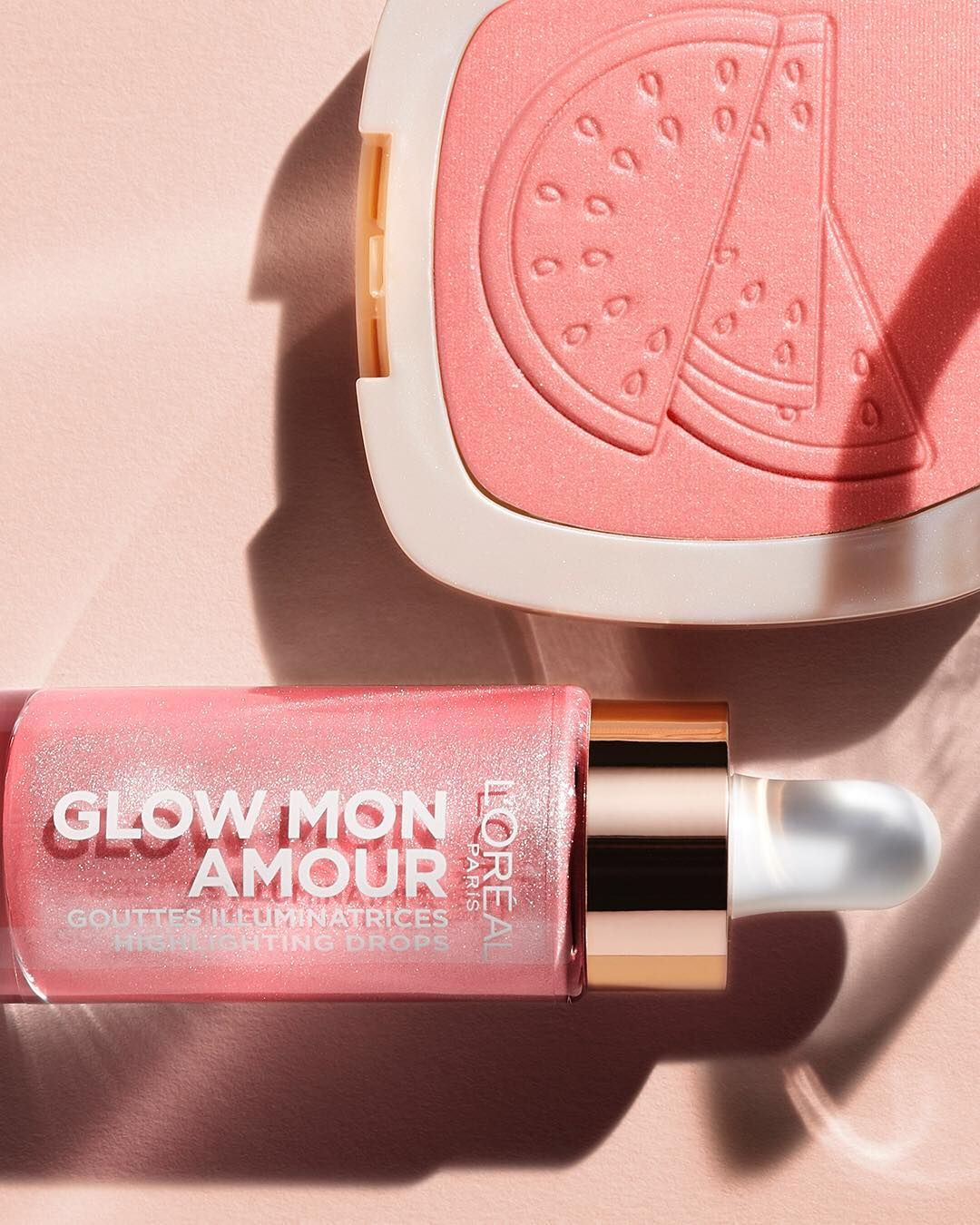 L Oreal Paris Makeup On Instagram We Need You To Choose Our New Glow Mon Amour Blush Color Meet Us Here At 5pm A Loreal Loreal Paris Loreal Paris Makeup