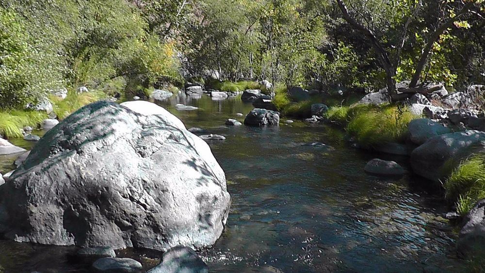 Historic Gold Mining District California Gold Mine Placer
