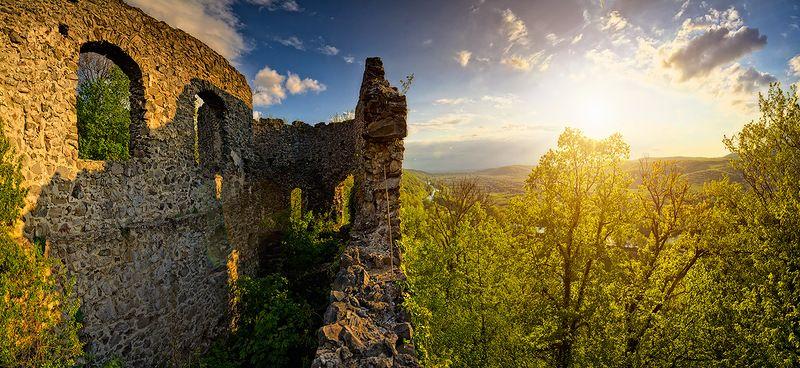 andy_pix - Закарпатье. Невицкий замок