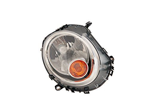 Mini Clubman Headlight Cafe Racer Headlight Mini Cooper Car Headlights