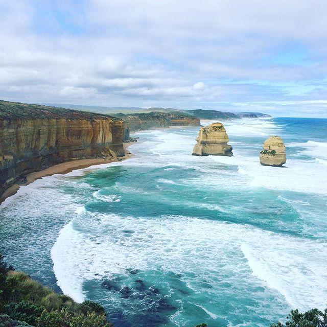 #12apostles #roadtrip #stunning #australia by assertoennesen http://ift.tt/1ijk11S