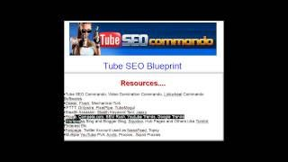 Tube SEO Blueprint Video 7 -...    http://ytviralonline.com/