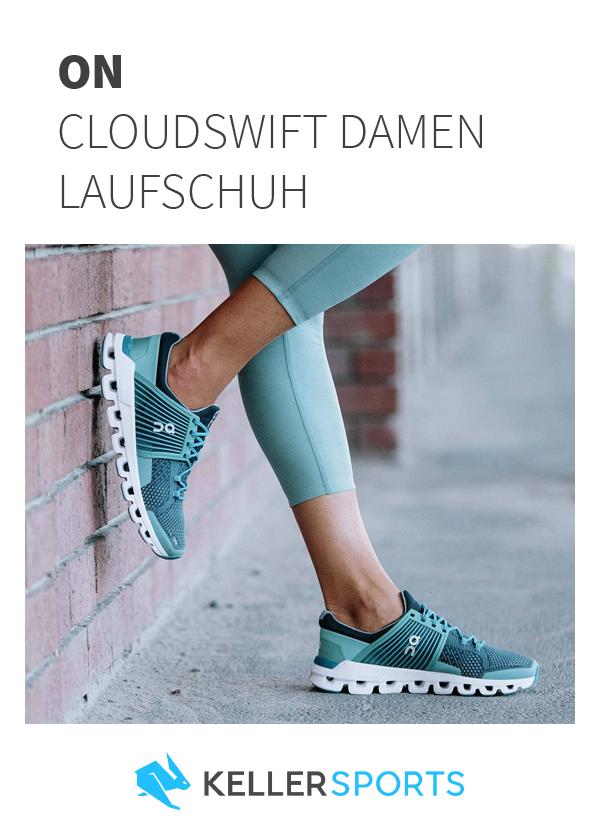 Der On Cloudswift Damen Laufschuh jetzt online kaufen bei