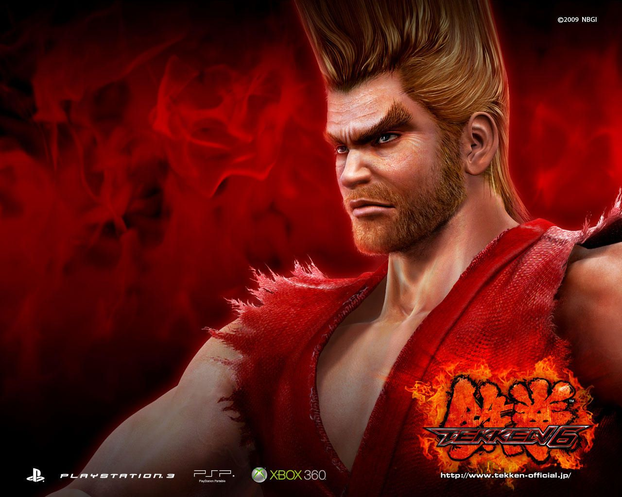 Paul Phoenix Tekken 6 Br Galleries Tekkenking Phoenix Wallpaper Gordo Miharu