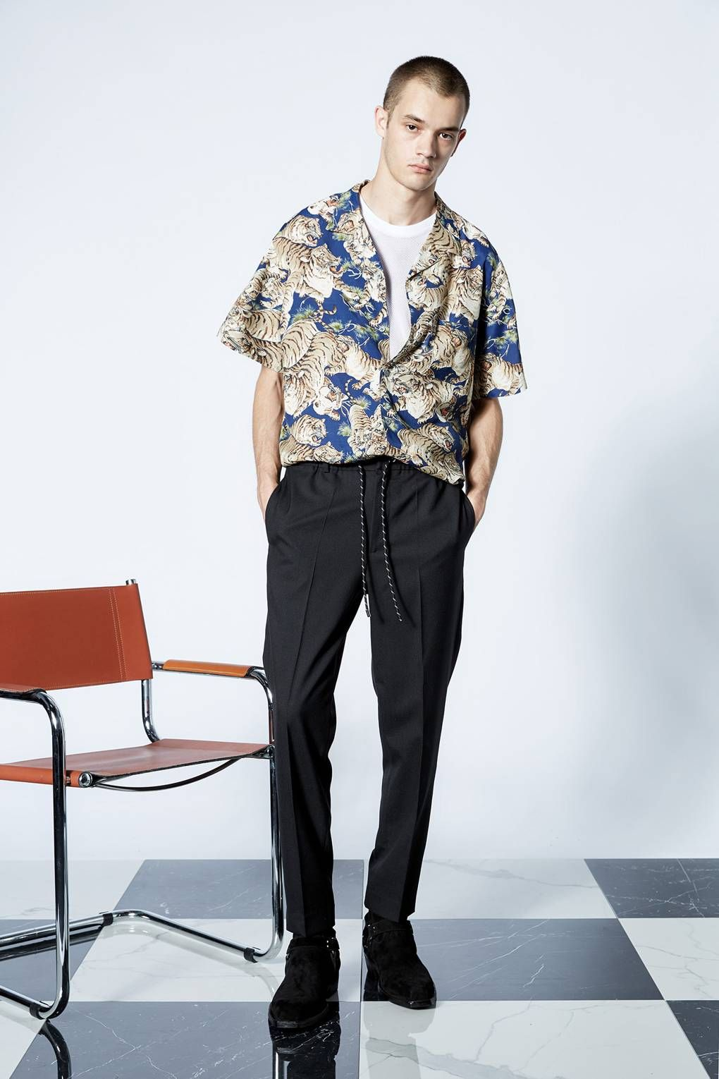The Kooples Spring/Summer 2019 Menswear (With images