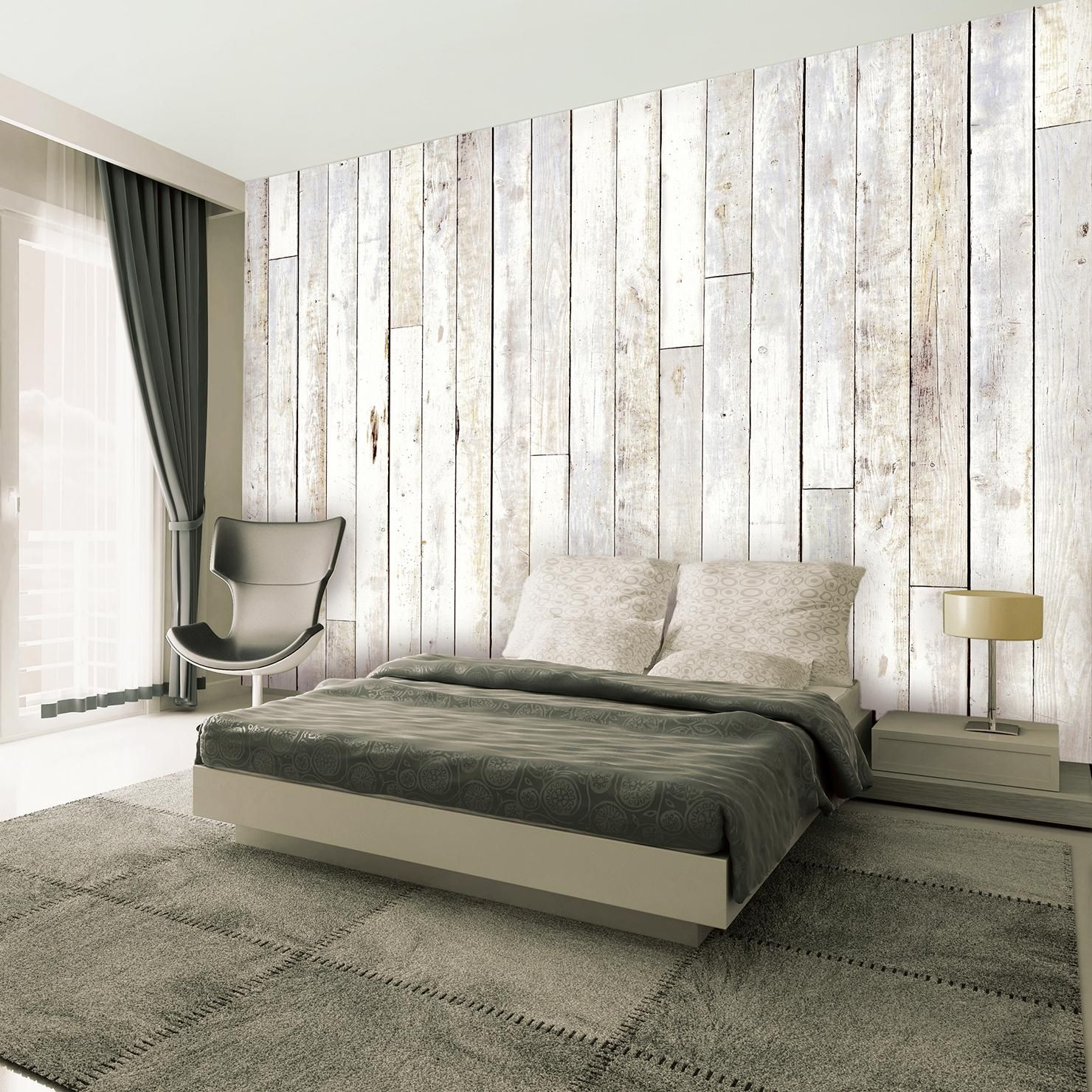 1 wall papier peint bois achica