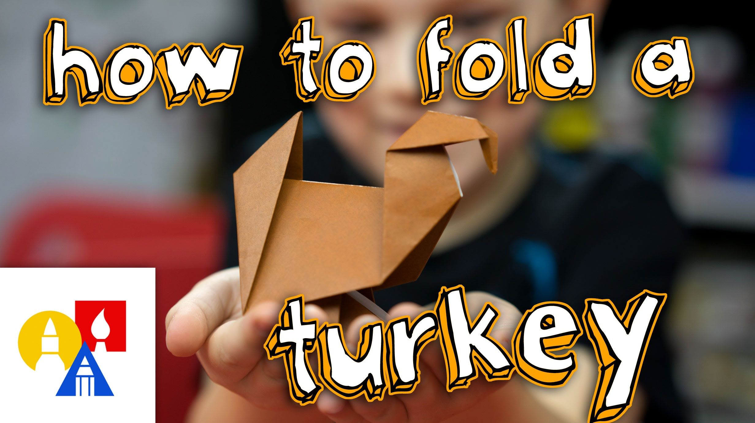 How To Fold An Origami Turkey With Images