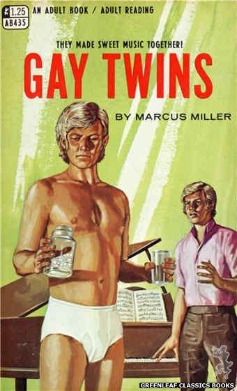 Adult twins gay images