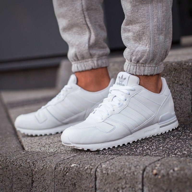 Fashion Style adidas Originals ZX 700 20 Green White Women
