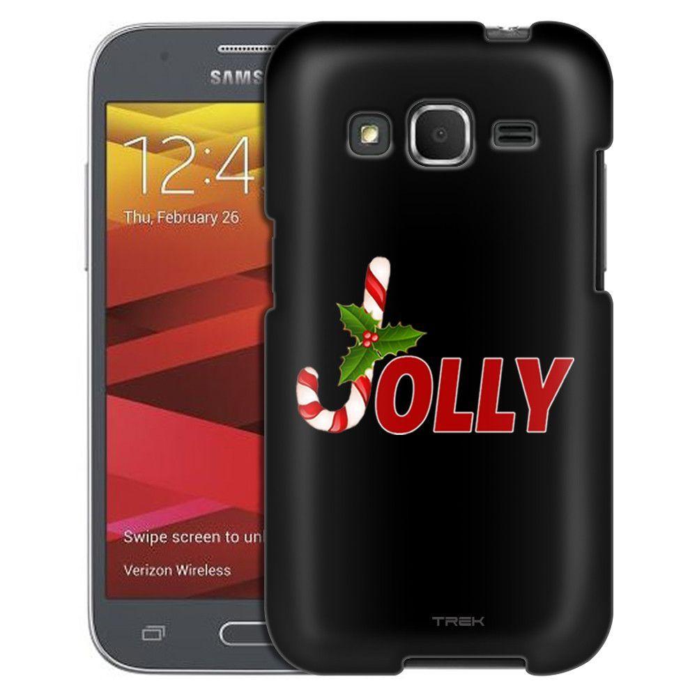 Samsung Galaxy Prevail LTE Jolly on Black Case