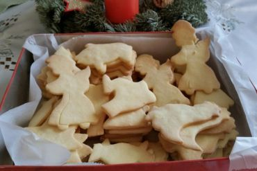 Oma's einfache Weihnachtskekse #mugcake