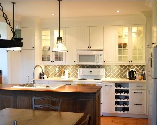 nice Ikea Hittarp Kitchen from: http://www.houzz.co.uk/photos ...