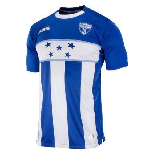 a2f9c005a45 Joma Honduras 2012 2013 Away Soccer Jersey