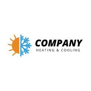Heating A C Stock Logo On Logoish Com Cool Logo Logos