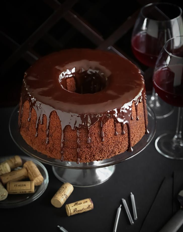 14 Wine-Infused Desserts You Need to Try via @PureWow