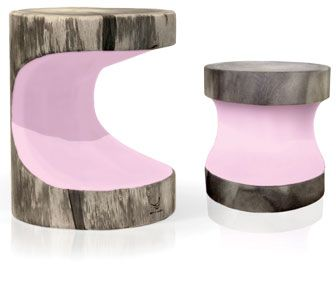 New Products - Tucker Robbins - Painted Bite | Interior Design
